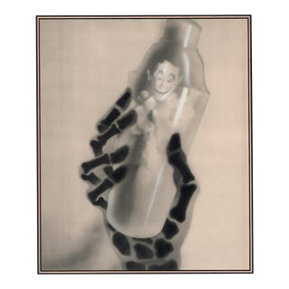 """""""Le Mauvais Genie"""" First Edition Paul Iribe Illustration, Circa 1931 For Sale"""