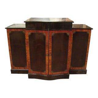 1940s Art Deco Entertainment Cabinet For Sale