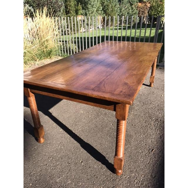 Rose Tarlow Tuscany Table/Desk For Sale - Image 5 of 7