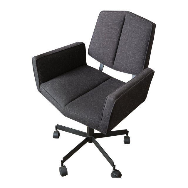 Vintage Style Desk Chair - Image 1 of 5