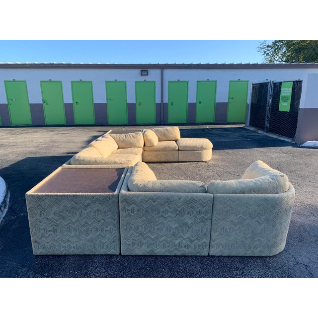 1970s Milo Baughman Sectional Sofa for Thayer Coggin For Sale - Image 9 of 13