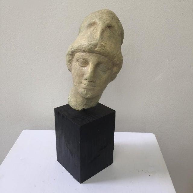 Vintage Bust of Greek Goddess - Image 2 of 3