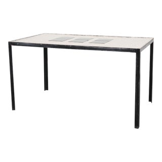 Mid Century Mosaic Coffee Table For Sale