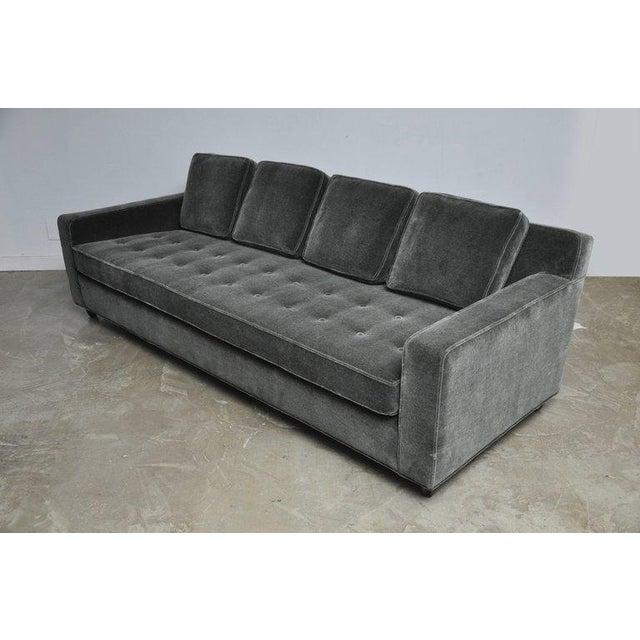 Mid-Century Modern Classic Dunbar Sofa by Edward Wormley For Sale - Image 3 of 6