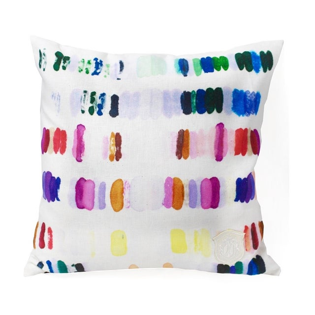 Colorful Heavenly Palette Pillow - Image 1 of 2