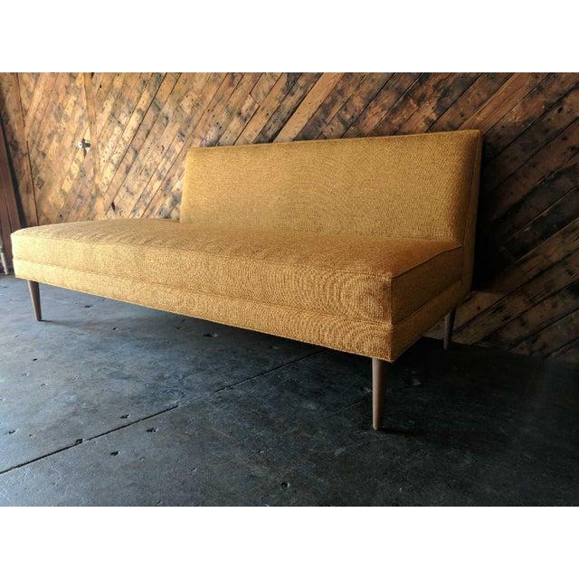 Mid Century Style Custom Day Bed Sofa - Image 5 of 8