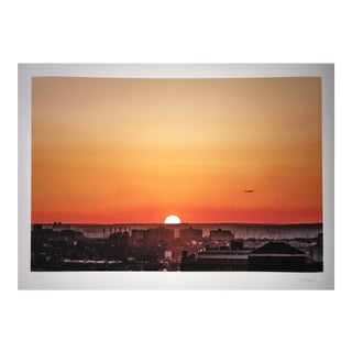 Sunset in West Village Nyc Photograph For Sale