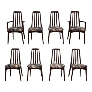 Svegards Markaryd Swedish Dining Chairs- Set of 8 For Sale
