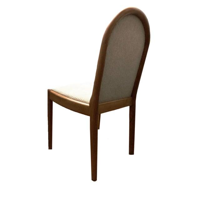 1960s Last Call Tarm Stole-Og Møbelfabrik of Denmark Teak Dining Chair For Sale - Image 5 of 5