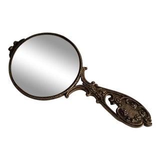Vintage Bow Vanity Mirror, 1950s