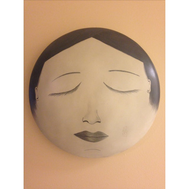 Moon Lady Wall Art - Image 2 of 5