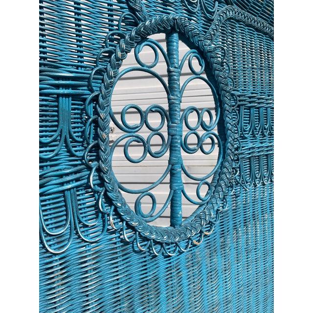 Ralph Lauren Vintage Ralph Lauren Polo Queen Bedframe For Sale - Image 4 of 13