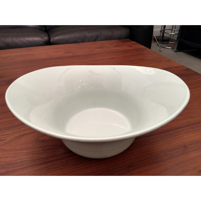 Secla Modern Space Age Secla of Portugal Deep Serving Bowl For Sale - Image 4 of 8