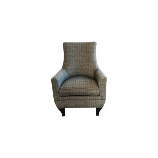M|t Company Transitional Caribe Armchair For Sale