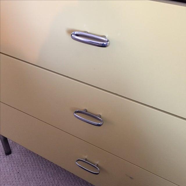 George Nelson for Herman Miller Steel/Wood Dresser - Image 5 of 7