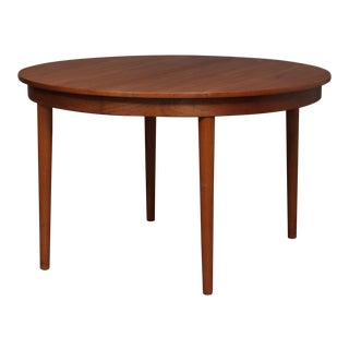 Kai Kristiansen Teak Dining Table For Sale