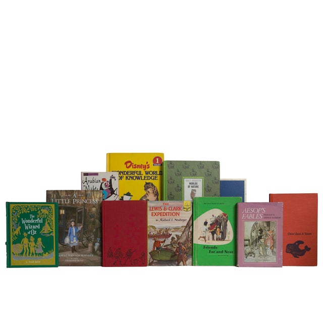 Mid-Century Modern Crayola Children's Book Set - Set of 20 For Sale - Image 3 of 4