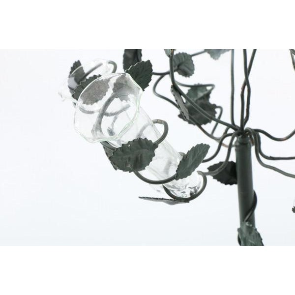 Italian Tole Tree Epergnes - A Pair For Sale - Image 9 of 10