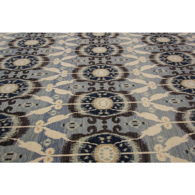 "Apadana Modern Transitional Rug - 10'7"" X 13'1"" - Image 4 of 7"