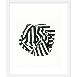 "Small ""White Knot 2"" Print by Angela Chrusciaki Blehm, 16"" X 20"" For Sale"