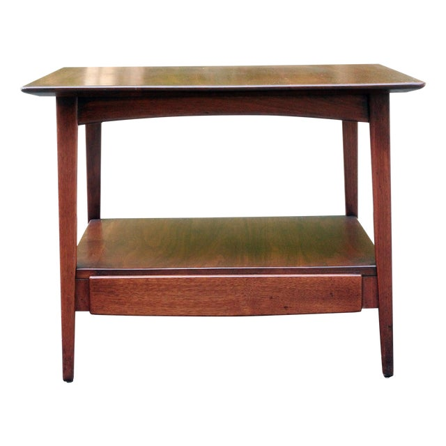 Russel Wright Mid Century Modern Occasional Table - Image 1 of 7
