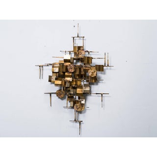 William Bowie Metal Wall Sculpture Preview