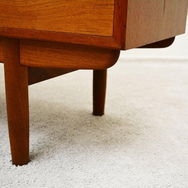 Sienna Mid Century Borge Mogensen Teak Dresser for Soborg Mobler For Sale - Image 8 of 13