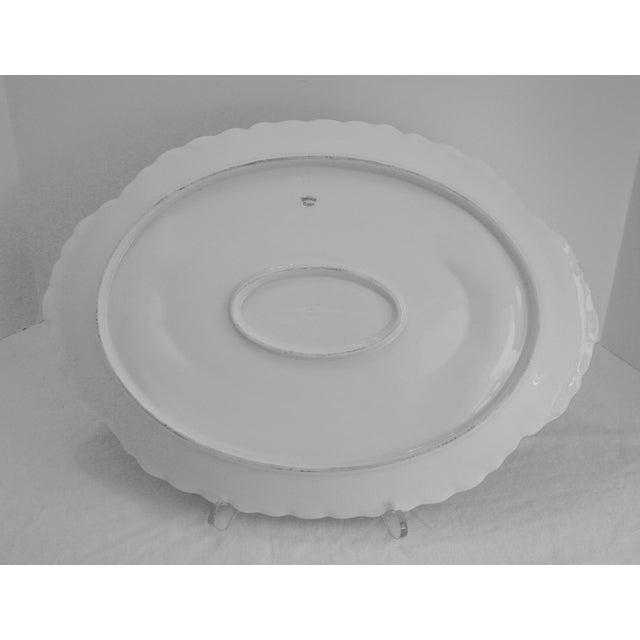 Antique French Haviland Platters - Set of 2 - Image 7 of 8