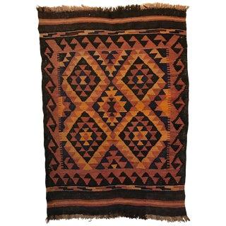Madeline Weinrib Moroccan Wool Rug - 3′8″ × 3′8″