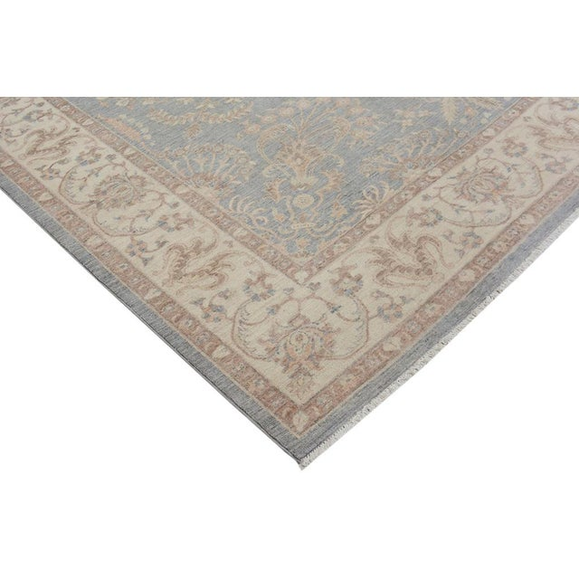 You can never go wrong with this lusciously divine rug hand knotted by talented craftsmen using the finest quality wool...