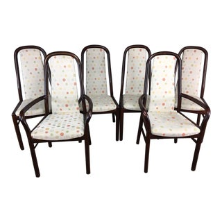 Dyrlund Rosewood Dining Chairs - Set of 6 For Sale