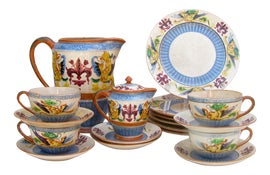 Image of French Coffee and Tea Service
