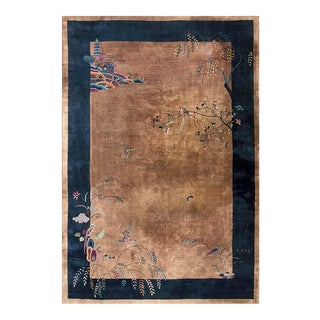 1920s Chinese Art Deco Rug-10′ × 14′6″ For Sale