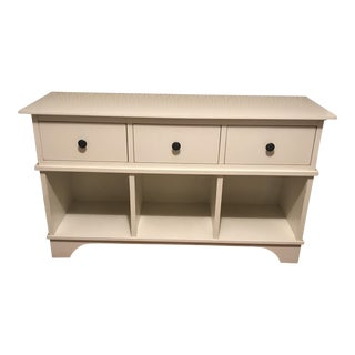 Pottery Barn Entryway Console