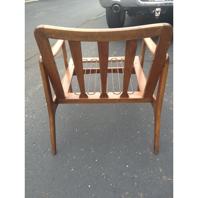 Mid-Century Modern Italian Chair - Image 7 of 10