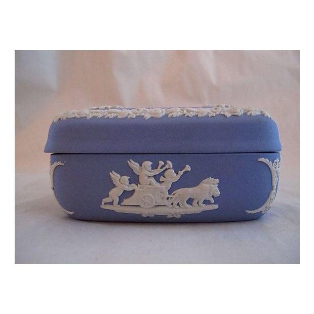 Wedgwood Jasperware Trinket Box - Image 4 of 5