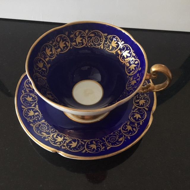 Vintage Royal Bone China Tea Cup and Saucer - Image 2 of 6