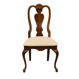 American Drew Cherry Grove Queen Anne Style Dining Side Chair For Sale