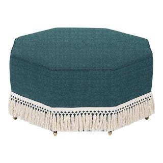Casa Cosima Istanbul Cocktail Ottoman, Ocean For Sale
