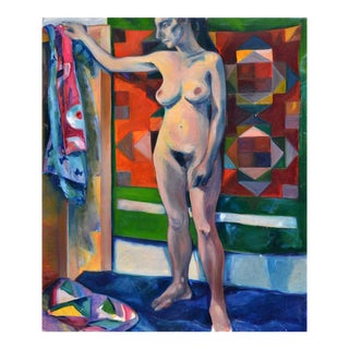 Standing Nude Still Life For Sale