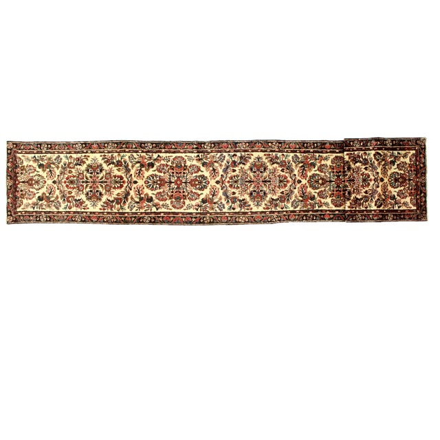 "Leon Banilivi Antique Hamadan - 2'5"" X 14'8"" For Sale"