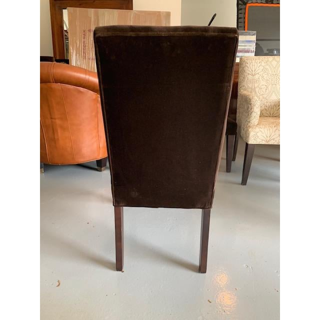 2010s Mitchell Gold Dining Chair For Sale - Image 5 of 8