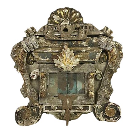 French Mirror Made of Fragments - Image 1 of 4