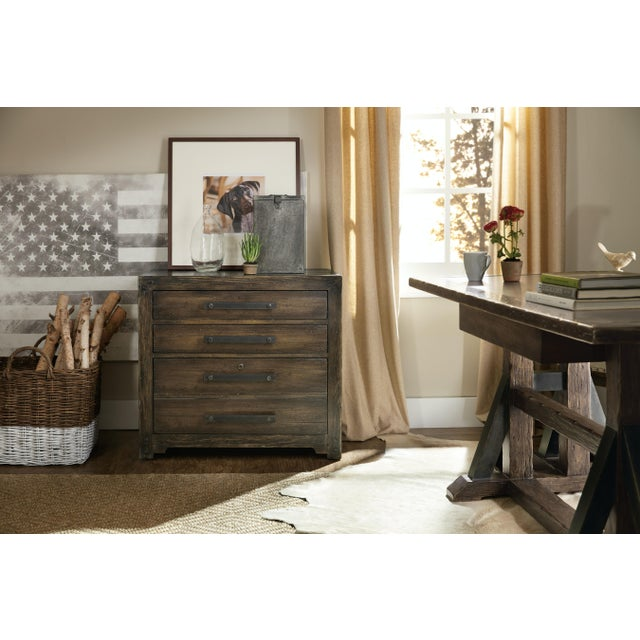 Bring heirloom quality and hand-crafted appeal to your home, while de-cluttering and organizing your important files. This...