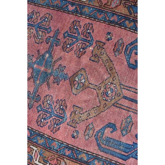 "Antique Persian Balouch Rug - 2'10"" x 5' - Image 5 of 8"