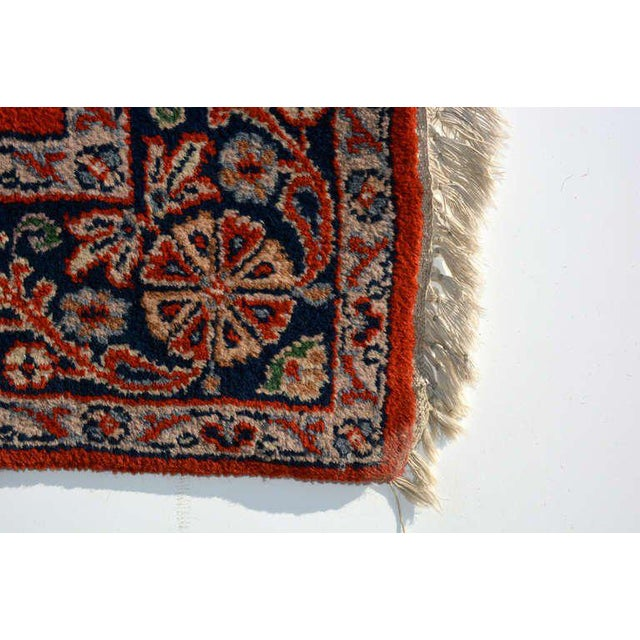 For your consideration an antique Persian rug.