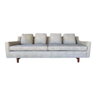 Classic Sofa by Edward Wormley for Dunbar Furniture C. 1950s For Sale