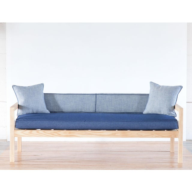 Modern Siosi Sofa For Sale In Indianapolis - Image 6 of 13