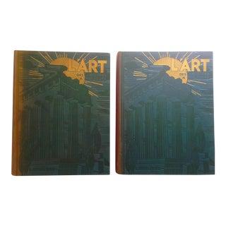 L' Art des Origines a Nos Jours, Vol. 1 & 2