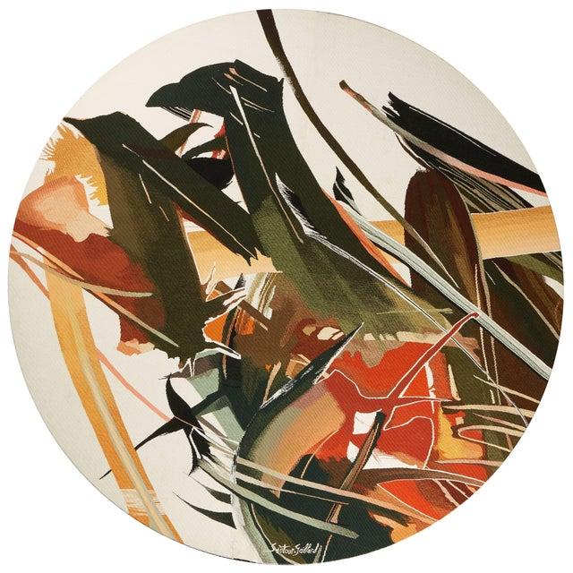 Aubusson Tapestry - Jean René Sautour-Gaillard (1946-2016) For Sale - Image 4 of 4